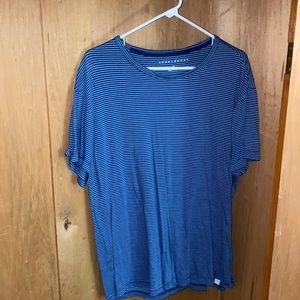 Men's Aerolounge Striped Shirt
